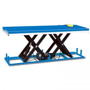 HW2000D დიდი პლატფორმის ლიფტირების მაგიდა
